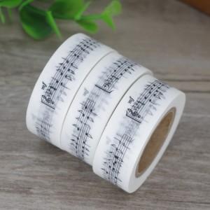 Fancy Style Washi Masking Tape For DIY Crafts,GIft