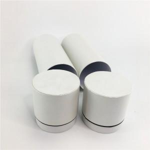 white round gift box for gift storage on house