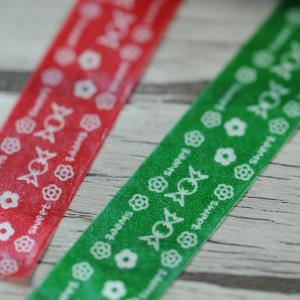 DIY handmade washi tape