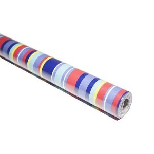 Custom design 80gsm art nga papel nga gasa nga pangputos nga papel