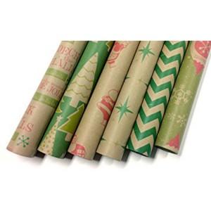 Chinese wholesale Brand Packaging - Custom printed kraft paper roll set  – JD Industrial