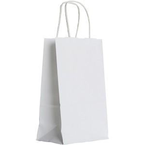 Personalized Logo Solid Color Kraft Paper Bag
