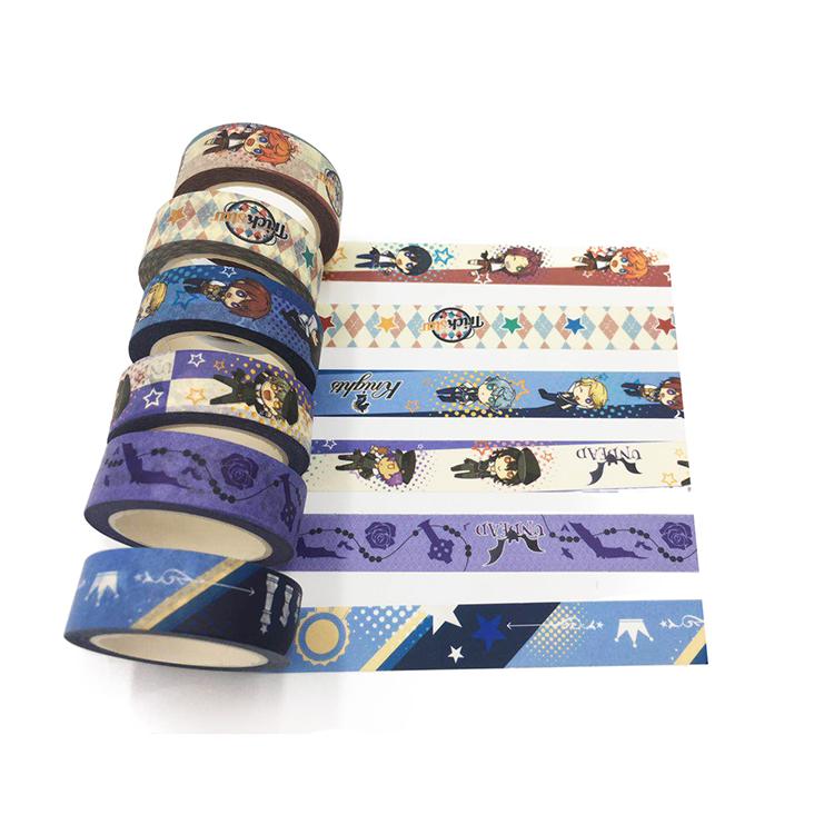Bulk painter tape free shipping adhesive washi paper for packing