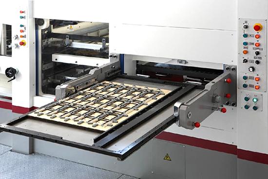 automatic diecut machine