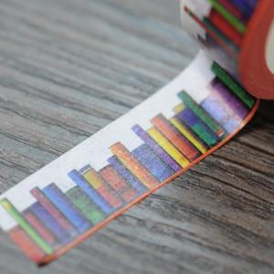 Custom washi tape adhesive masking tape