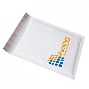 White kraft Bubble bag